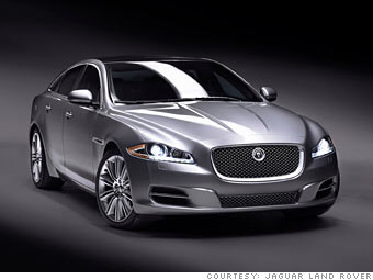 Jaguar Unveiled A New, And Very Different Looking, XJ Sedan In London  Thursday.