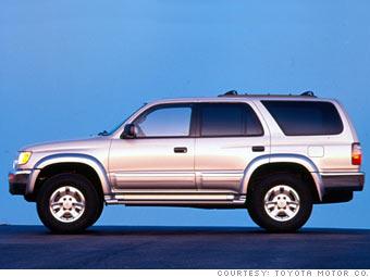 Nice 1998 Toyota 4Runner