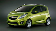 GM 2012: Future cars