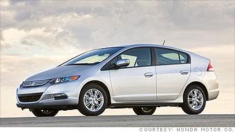 Small car: Honda Insight