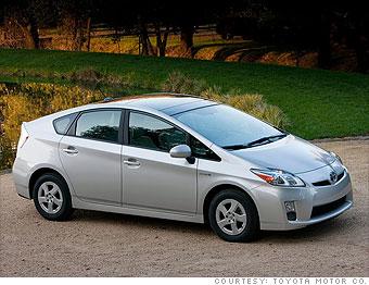 Family car: Toyota Prius