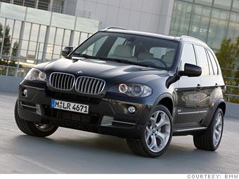 Hybrid Alt Fuel Suv Bmw X5 Turbo Sel