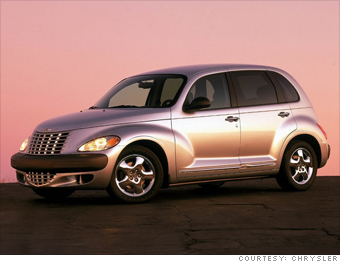 New Kid Chrysler Pt Cruiser