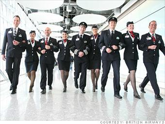British Airways to staff: Wanna work for free?