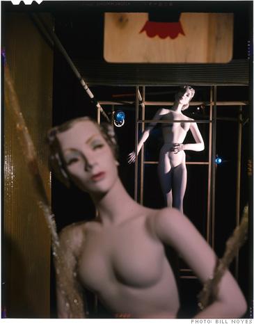 Bill Noyes, 1949