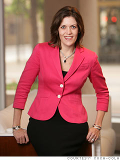 Wendy Clark, Coca-Cola SVP