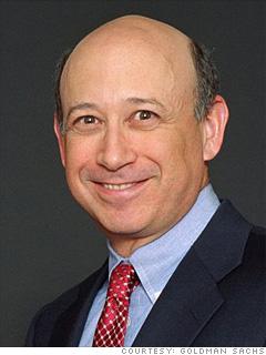Goldman Sachs's PR blitz