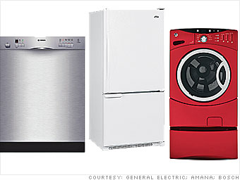 Upgrade your home appliances
