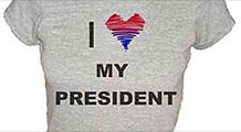 Obama merchandise: Sweet spot for stores