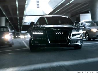 Super Bowl Ads From Clydesdales To Koalas Audi CNNMoneycom - Audi superbowl commercial