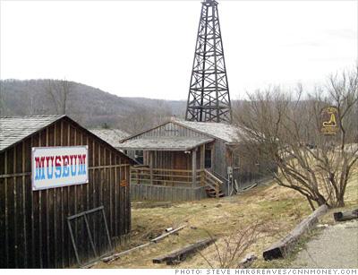 Falling crude prices hit Branford, Pa.