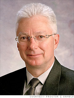 10. A.G. Lafley, CEO of Procter & Gamble
