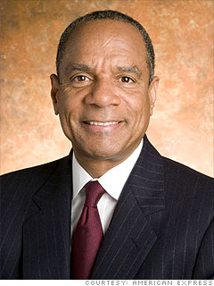 4. Kenneth Chenault, CEO of American Express