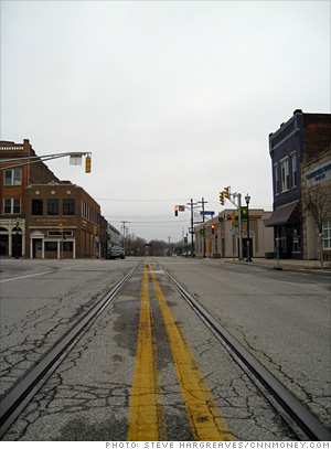 Kokomo Indiana: A town on the brink - Downtown Kokomo (2 ...
