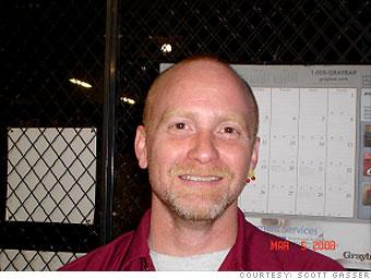 Scott Gasser: An extra $7.50