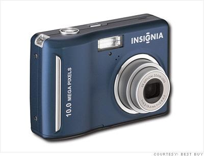 Best Buy: Insignia 10-Megapixel Digital Camera