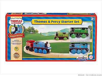"Toys ""R"" Us: Thomas & Friends Wooden Railway"