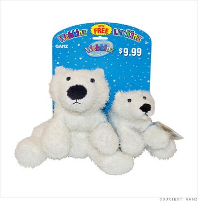 "Toys ""R"" Us: Webkinz & Lil' Kinz Plush"