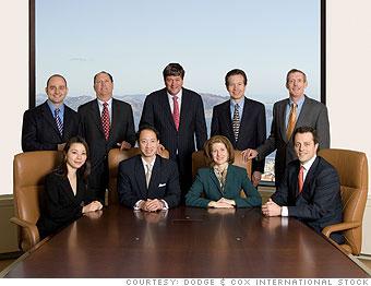 ultimate mutual fund portfolio dodge