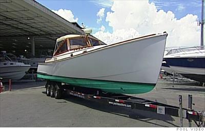 Billy Joel's boat