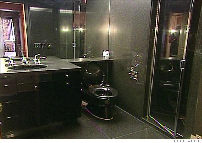 Businessman's bath
