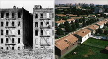 Then and now: 'The worst slum in America'