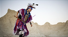 Going tribal in the Badlands