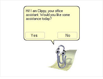 Biggest Windows bloopers - Clippy (2) - CNNMoney com