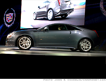 Cadilllac CTS-V Coupe