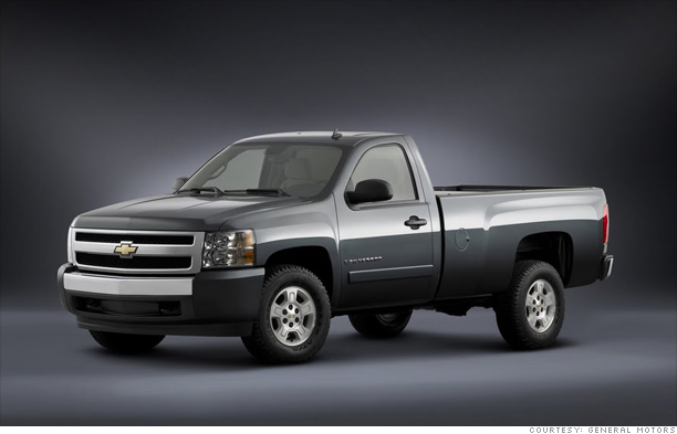 Pickup: Chevrolet Silverado