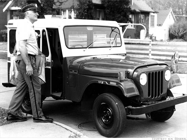 Hummer: What might have been - Born from Jeeps (2