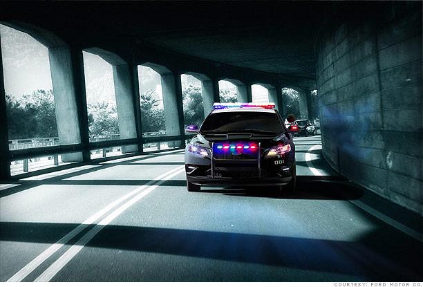 Ford Interceptor: Power up