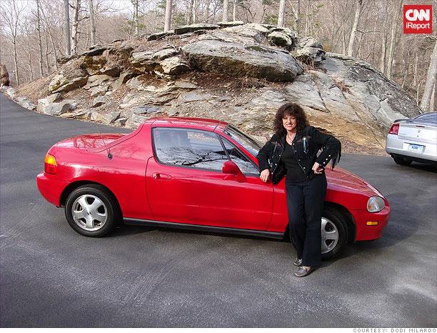 Honda Civic Del Sol 225 000 Miles
