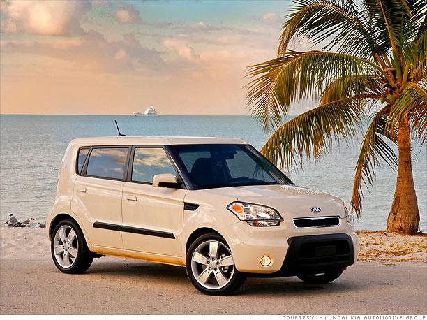 10 coolest cars under $18,000 - Kia Soul (5) - CNNMoney com