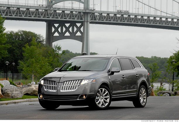 Best overall - Lincoln MkT