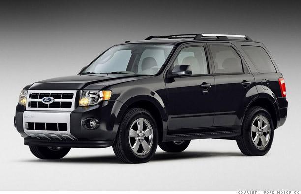3. Ford Escape