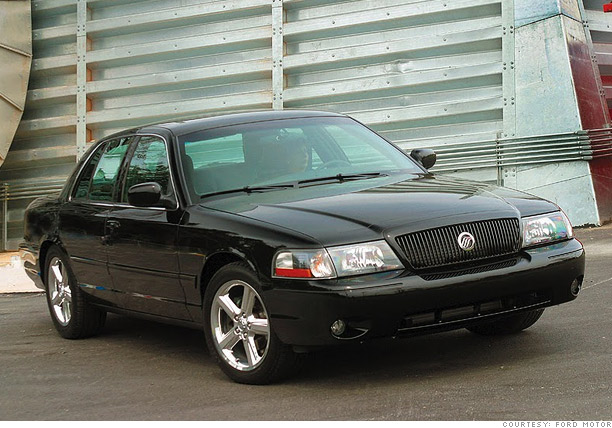 Mercury S Greatest Hits 2003 Mercury Marauder 5
