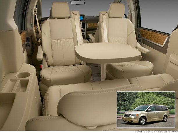 cars best back seats chrysler town country 3. Black Bedroom Furniture Sets. Home Design Ideas