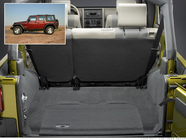 cars best back seats jeep wrangler unlimited 6. Black Bedroom Furniture Sets. Home Design Ideas