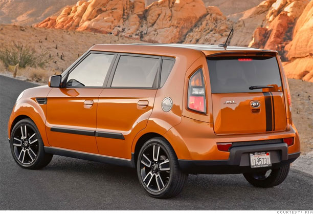 Best Cars For Dog Owners Kia Soul 10 Cnnmoney Com