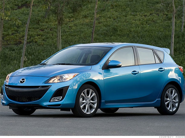 Best Cars For Dog Owners Mazda3 Wagon 7 Cnnmoney Com