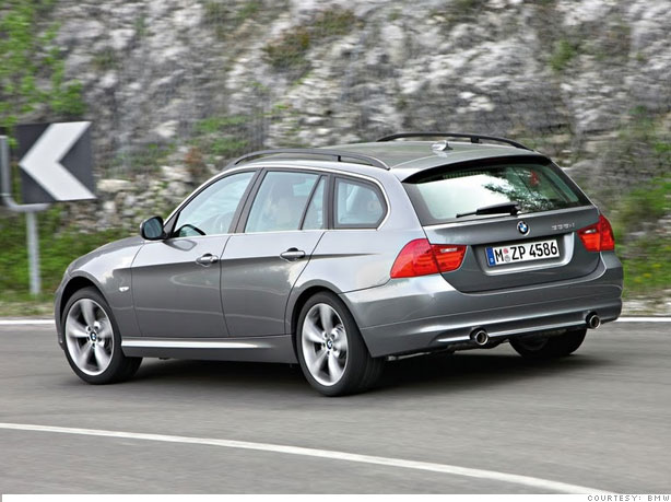 Best Cars For Dog Owners Bmw 3 Series Wagon 1