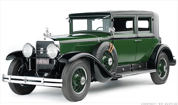 Capone's Cadillac for sale - Bulletproof (1) - CNNMoney