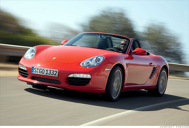 consumer reports most reliable cars sporty car porsche boxster 4. Black Bedroom Furniture Sets. Home Design Ideas