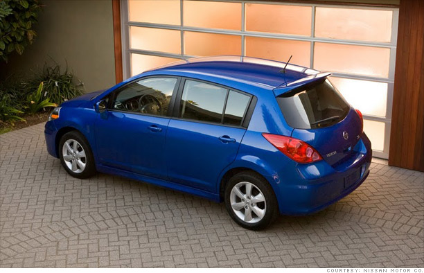 10 Great Cheap Cars Nissan Versa 9 Cnnmoney Com