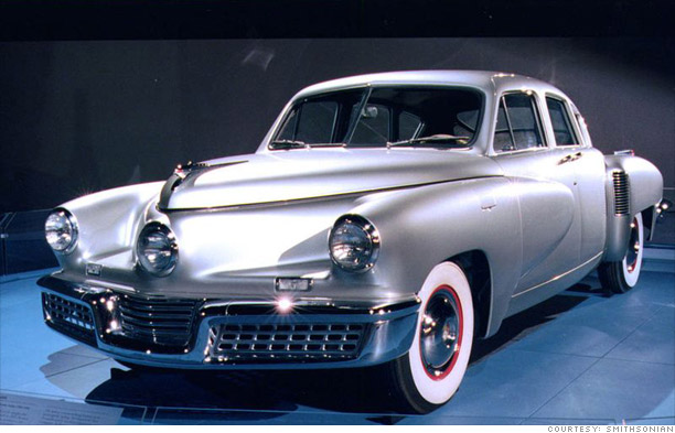 Uncle Sam Wants You To Make Car History 1948 Tucker Sedan 1