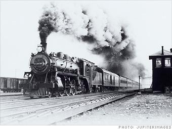 1860-73: Railroads