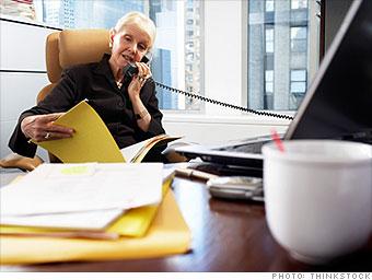 46. Best jobs for retirees