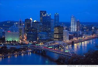 Loser: Pittsburgh