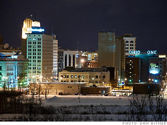 Loser: Youngstown, Ohio